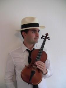 Un violoniste pour votre mariage !