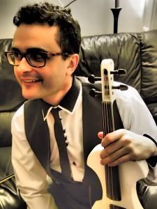 Le violoniste David Amsellem