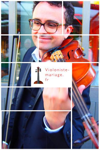 Violoniste pour soirée