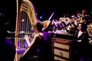 harpiste paris
