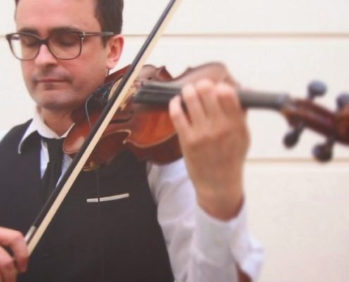 Violoniste pour mariage
