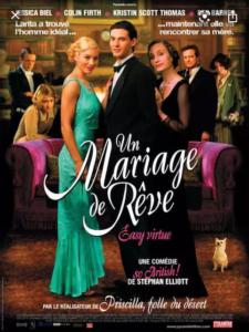 Photo de l'affiche du film Un mariage de rêve